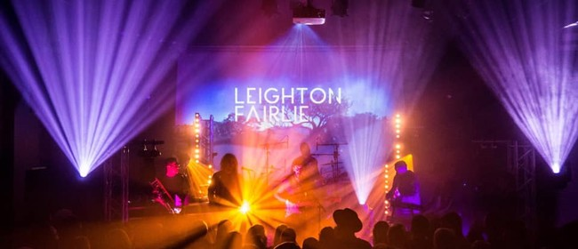 Leighton Fairlie Distant EP Tour