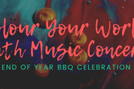 Image for event: Colour Your World with Music Concert & End of Year BBQ