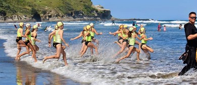 Muriwai Junior Surf Lifesaving Registration Day