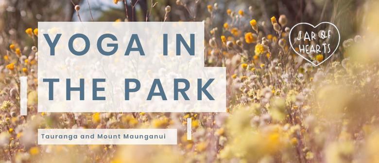 Summer Yoga in the Park: Otumoetai