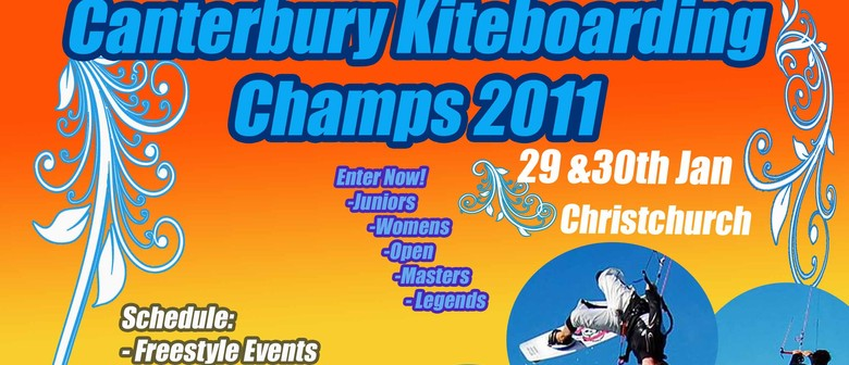 Canterbury Kiteboarding Champs 2011