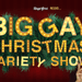 The Big Gay Christmas Variety Show