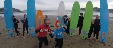 Halloween Surf Lessons