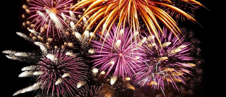 Motukarara Fireworks Evening 2019