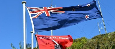 Wrights Hill Fortress - Labour Day Open Day
