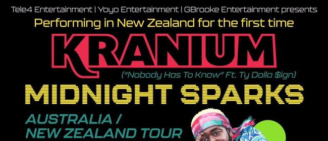 Kranium Nobody Has To Know VIP Party