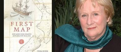 Tessa Duder First Map: How James Cook Charted Aotearoa