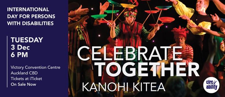 Celebrate Together - Kanohi Kitea