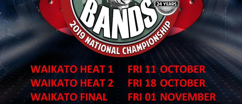 Battle of the Bands 2019 National Championship - HAM -Heat 2