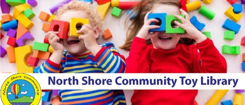 North Shore Community Toy Library Sessions
