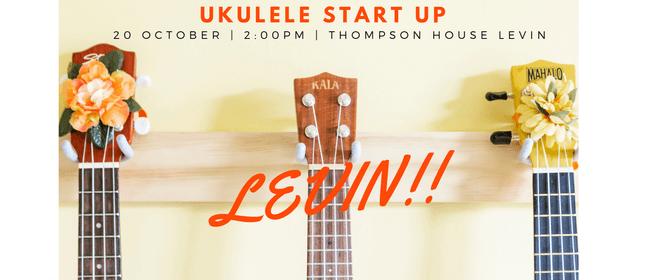 Levin Ukulele Start Up