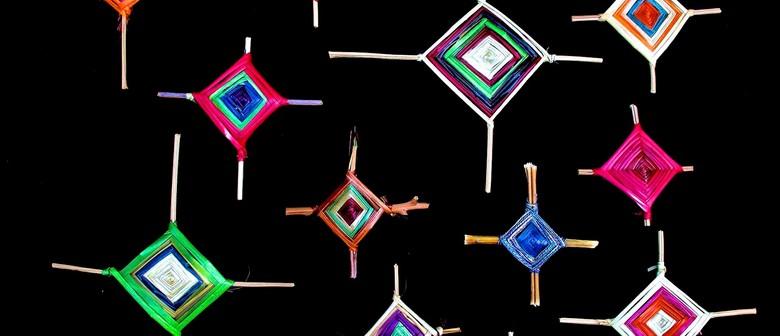 Raranga Taura Here Community Arts Project Star Waka