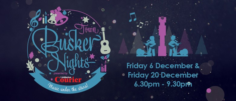 Buskers Night