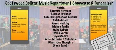 Spotswood College Music Showcase & Fundraiser