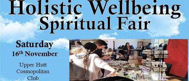 Upper Hutt Holistic Wellbeing Spiritual Fair