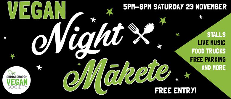 Vegan Night Mākete (Market)