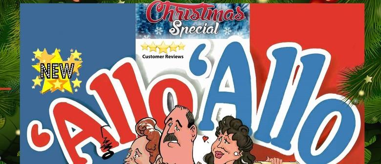 'Allo 'Allo - Le Christmas Dinner Show