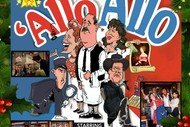 Image for event: 'Allo 'Allo - Le Christmas Dinner Show