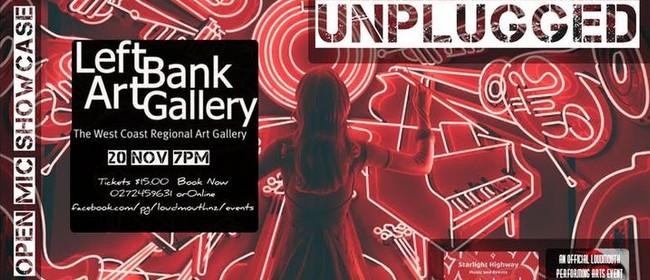 Unplugged Intimate Music Showcase