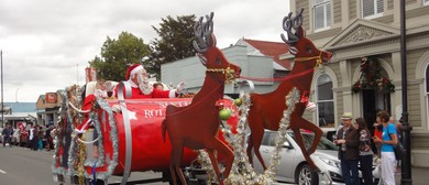 Greytown Christmas Parade