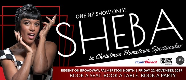 Sheba In a Christmas Hometown Spectacular
