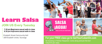 Learn Cuban Salsa - Beginners