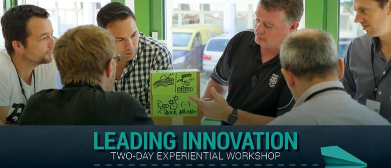 Leading Innovation Through Design Thinking