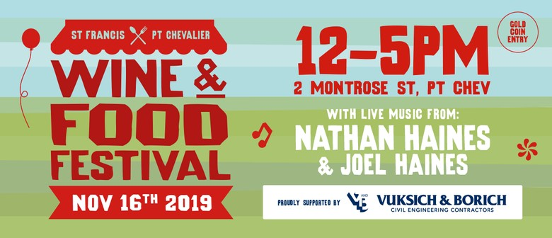 St Francis Wine & Food Festival 2019