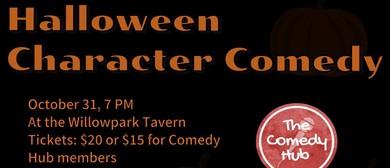 Halloween Character Comedy