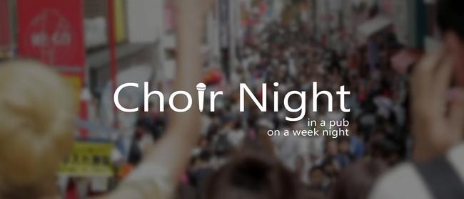 Choir Night - In a Pub!