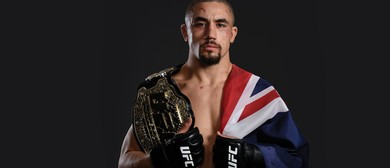 Rob Whittaker - Up Close and Personal