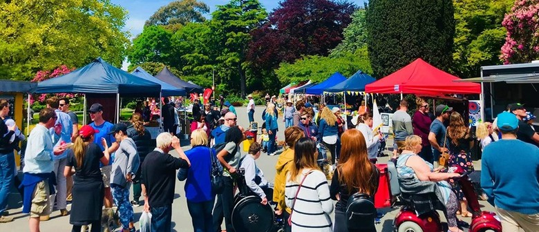 Halswell Community Market: CANCELLED