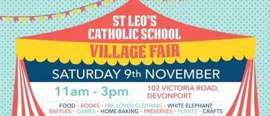 St Leo's School Village Fair