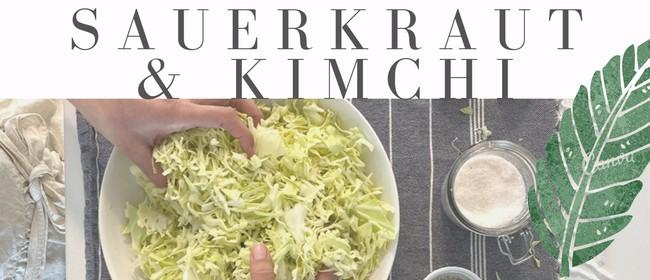 Sauerkraut & Kimchi - Art of Fermentation