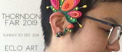 Eclo Art at the Thorndon Fair 2019