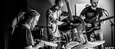 Ruckus Trio (with DJ's Miss Dom & Blind Mango Chutney)