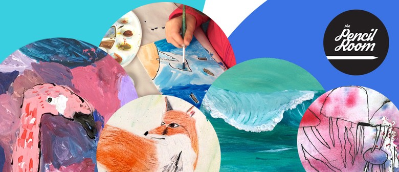 Art Classes for Kids & Teens