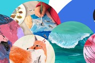 Image for event: Art Classes for Kids & Teens