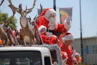 Image for event: Gore District Santa Parade and Christmas in the Park
