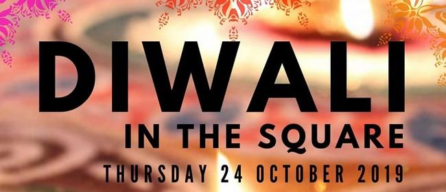 Diwali In the Square