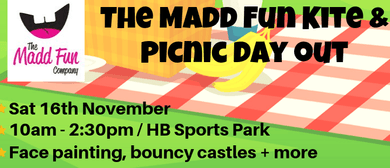 Madd Fun Kite & Picnic Day