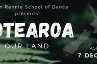 Image for event: Aotearoa - Our Land