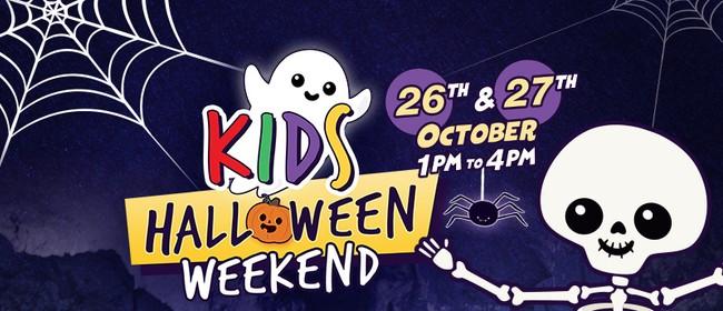 Kids Halloween Weekend