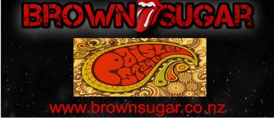 Brown Sugar Rolling Stones Band Paisley Stage