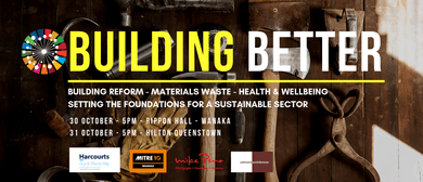 Building Better - Wanaka