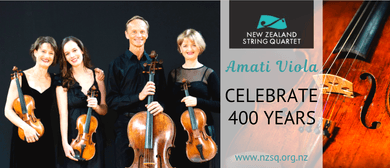 NZ String Quartet | Celebrate 400