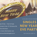 Singles New Years Eve Party With Rebel Without Applause