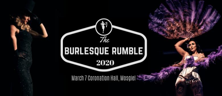 The Burlesque Rumble 2020