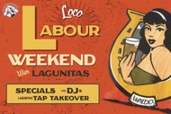 Image for event: Loco Labour Weekend - Lagunitas Tap Takeover