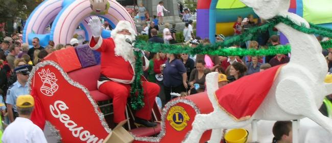 Feilding Christmas Parade & Carnival